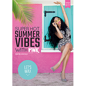 Poster SUMMER VIBES (A2, Portrait, English)
