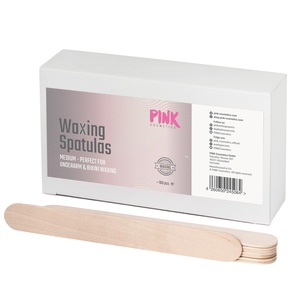 PINK Holzspatel Medium