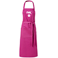 PINK Waxing Apron / Beautician's Workwear pink