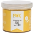 Gold Glitter Strip Wax met Tea Tree Oil 450g