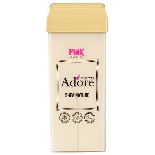Adore Strip Wax Shea Nature Roll-on with Shea Butter 100 ml