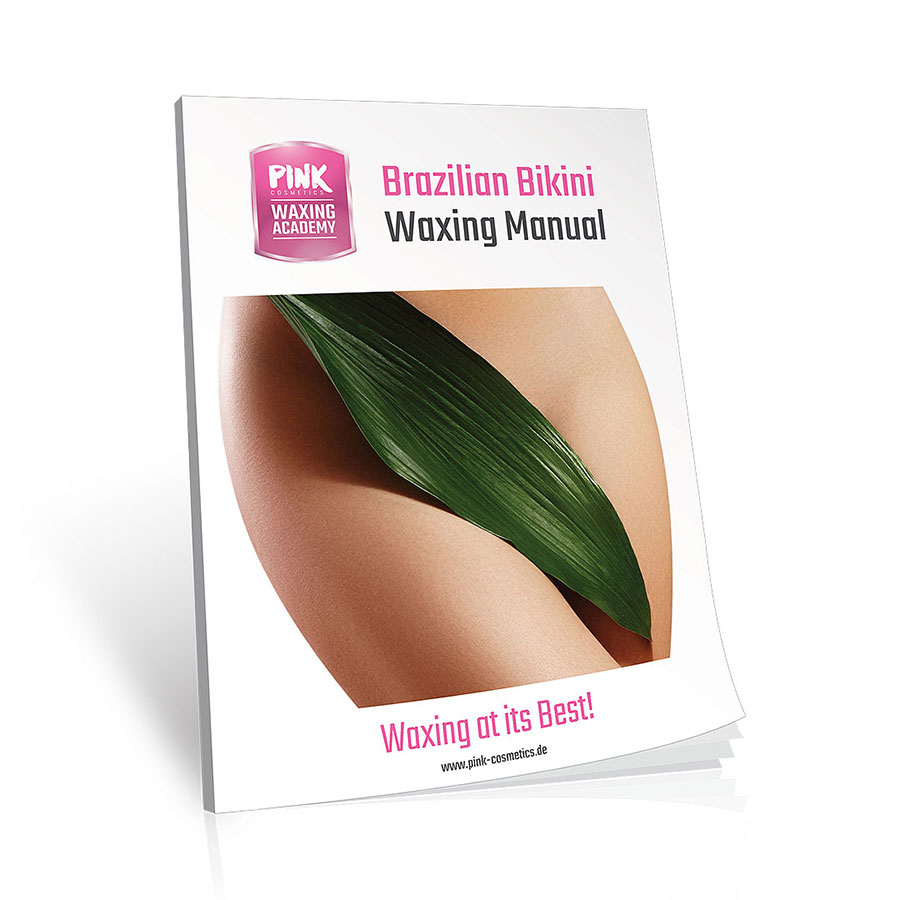 Brazilian Bikini Waxing Manual (Deutsch, gebundene Version)